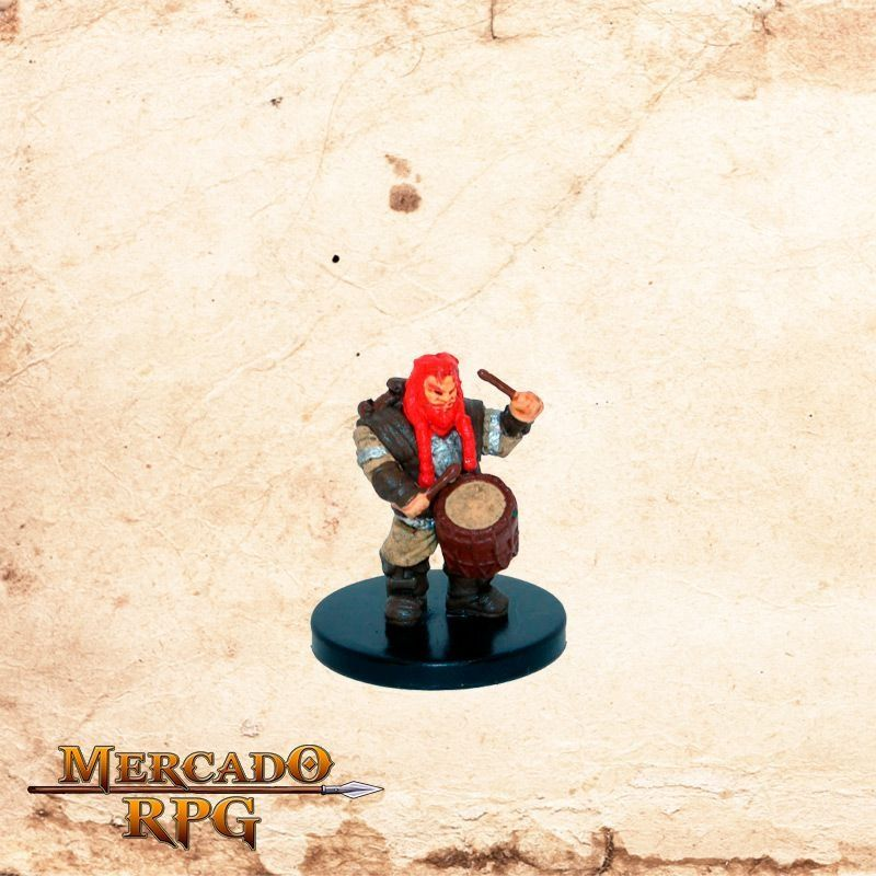 Dwarf Bard  - Mercado RPG