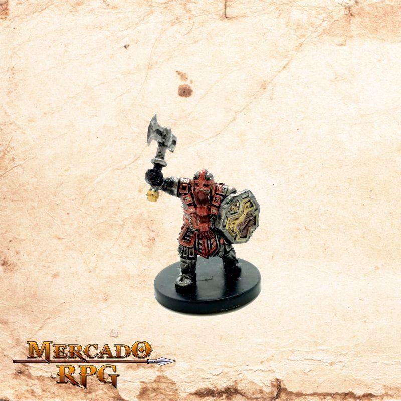 Dwarf Battlemaster  - Mercado RPG