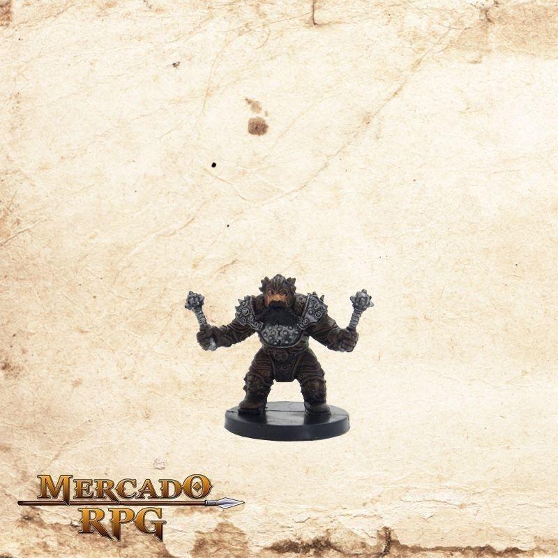 Dwarf Battlerager - Sem carta  - Mercado RPG