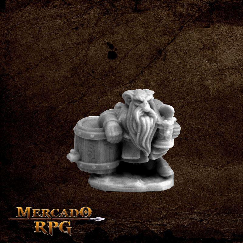 Dwarf Brewer  - Mercado RPG
