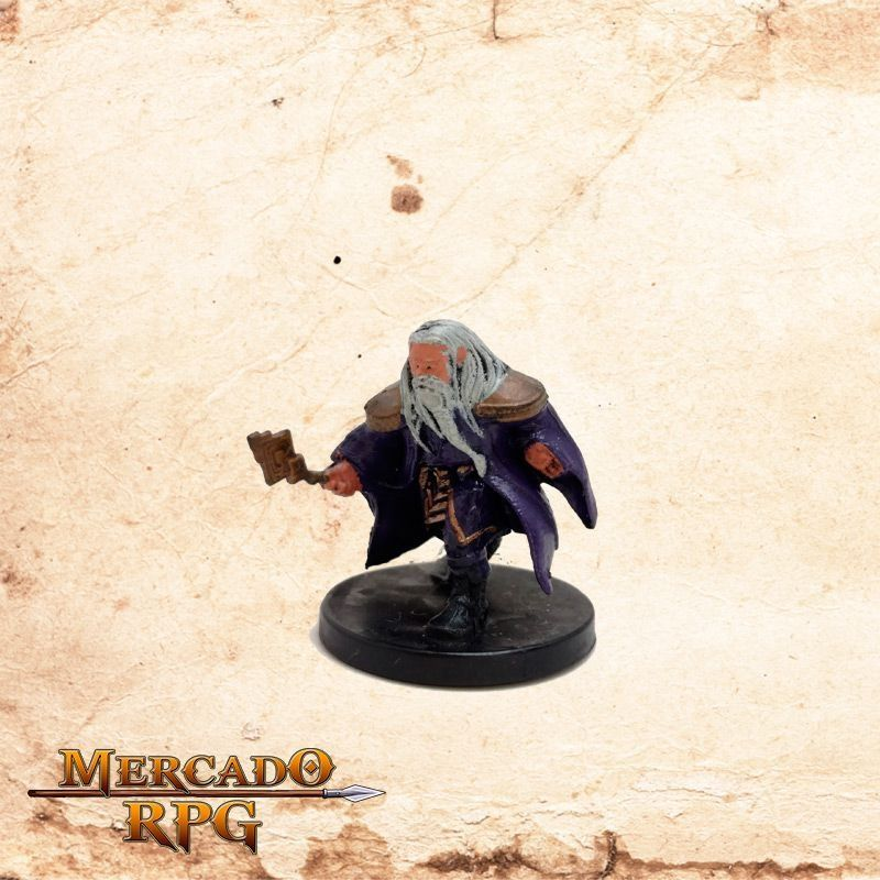 Dwarf Cleric - Sem carta  - Mercado RPG