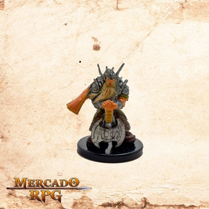 Dwarf Fighter  - Mercado RPG