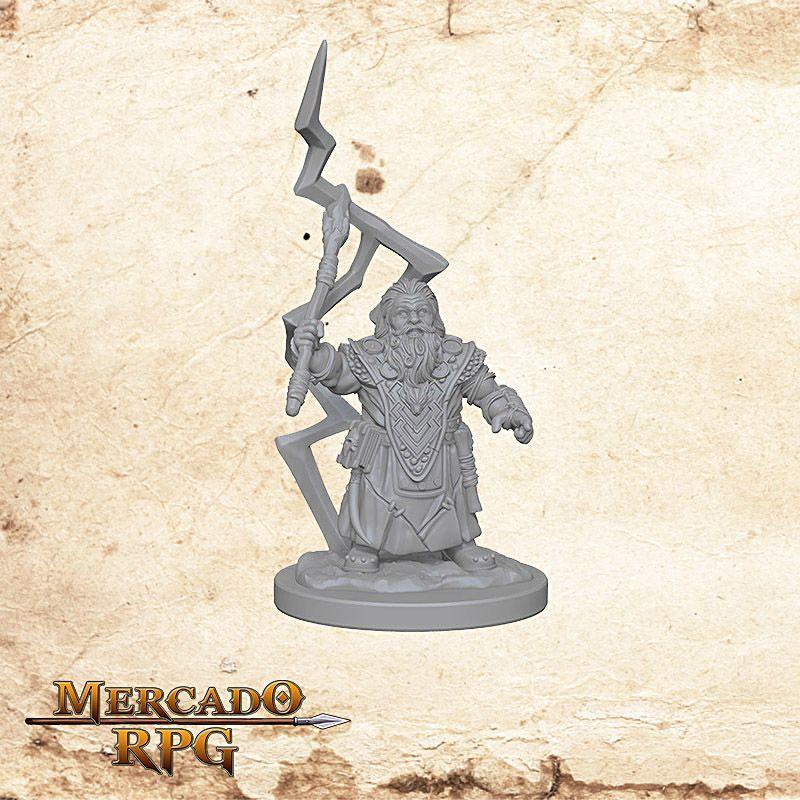 Dwarf Male Sorcerer B