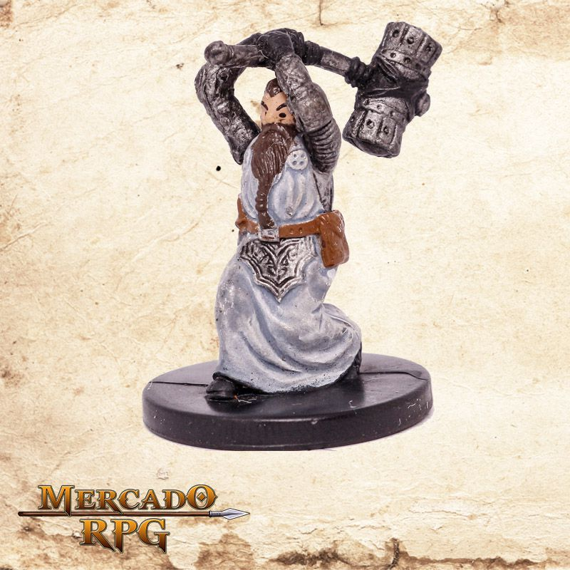 Dwarf Maulfighter  - Mercado RPG