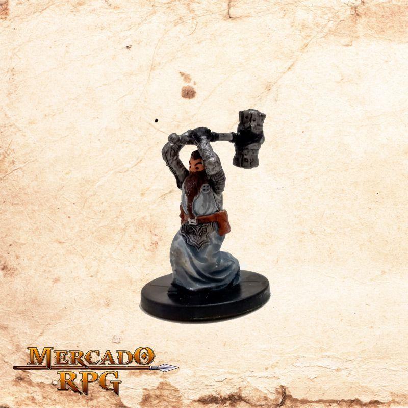 Dwarf Maulfighter - Sem carta  - Mercado RPG