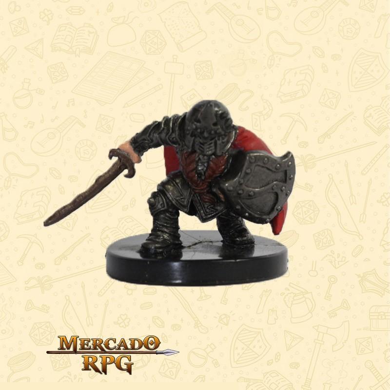 Dwarf Mercenary - Miniatura RPG