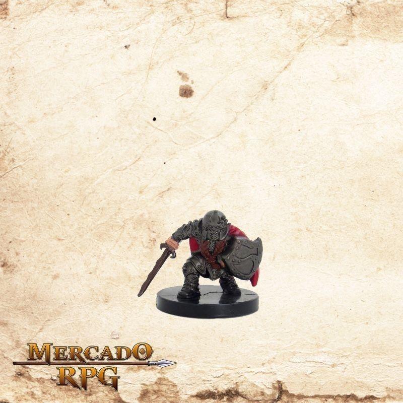 Dwarf Mercenary - Sem carta  - Mercado RPG