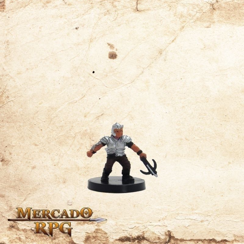 Dwarf Raider - Com carta  - Mercado RPG