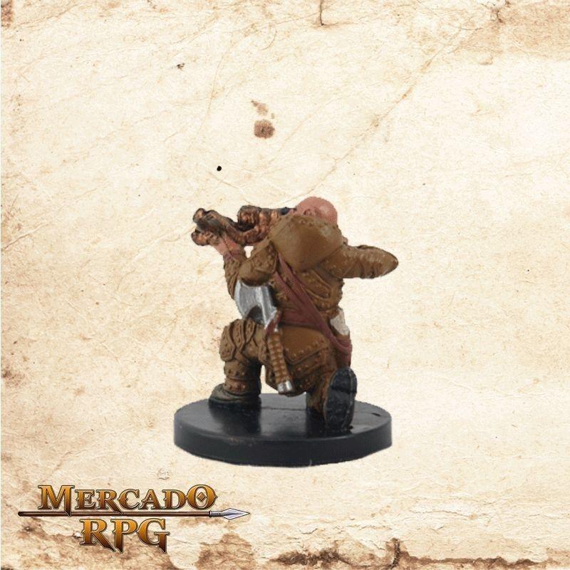 Dwarf Sniper - Com carta  - Mercado RPG
