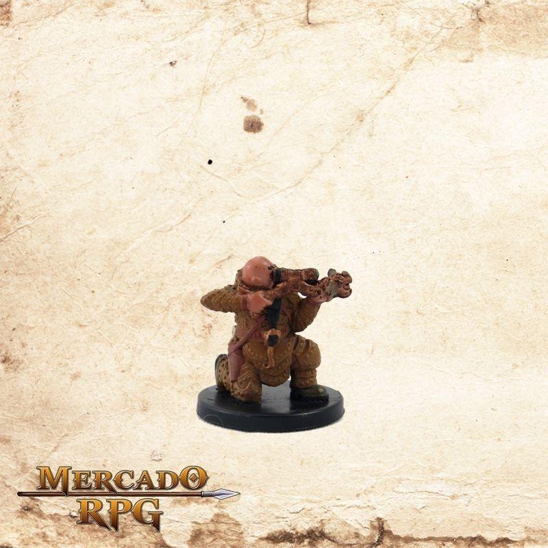 Dwarf Sniper - Sem carta  - Mercado RPG