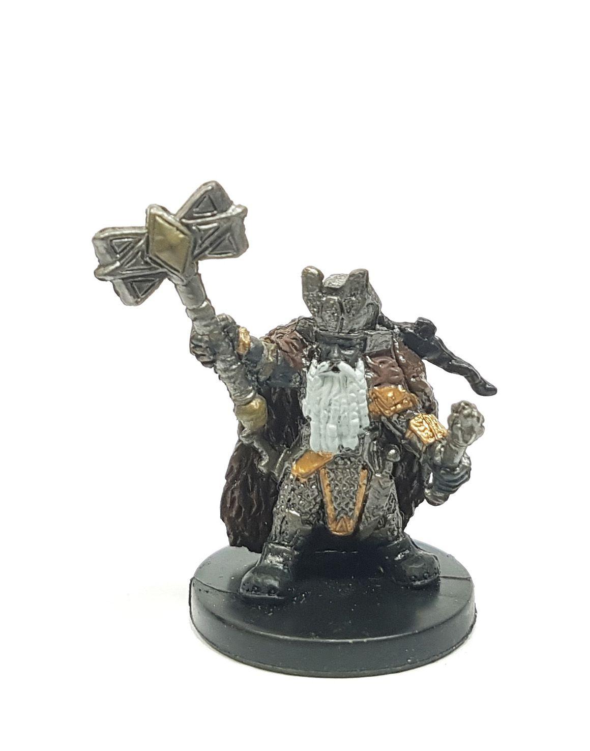 Dwarf Warlord  - Mercado RPG