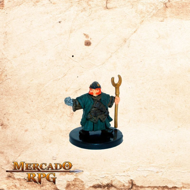 Dwarf Wizard  - Mercado RPG