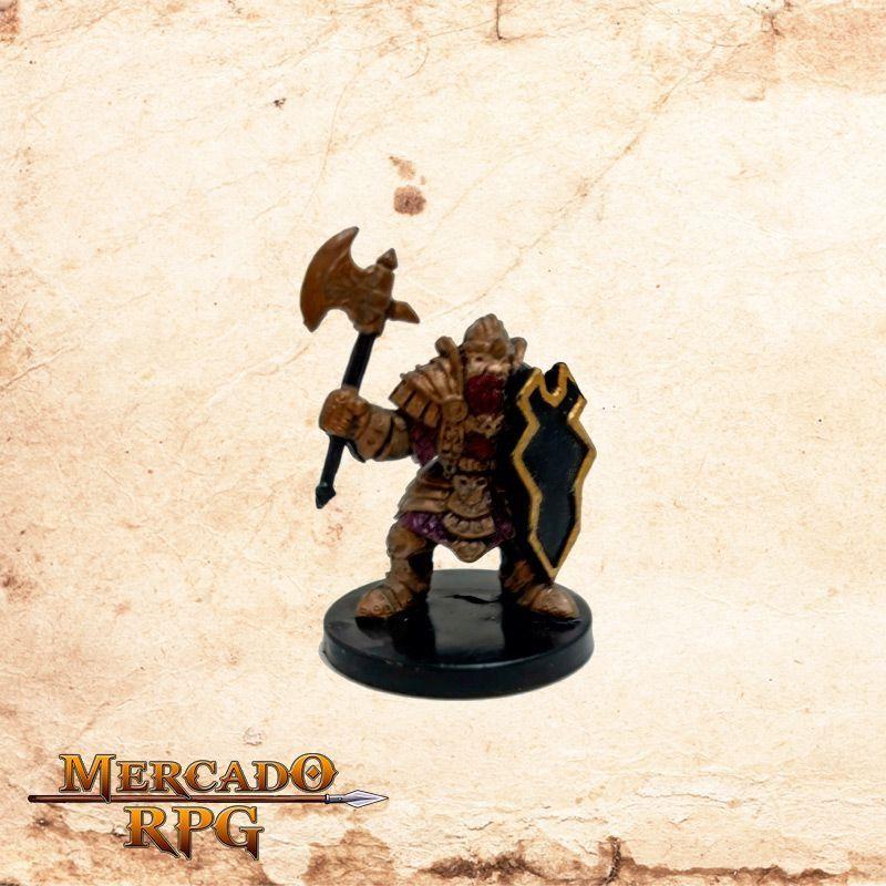 Dwarven Defender - Sem carta  - Mercado RPG