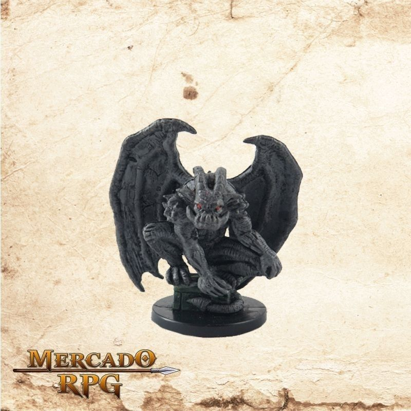 Earth Element Gargoyle - Sem carta - Mercado RPG