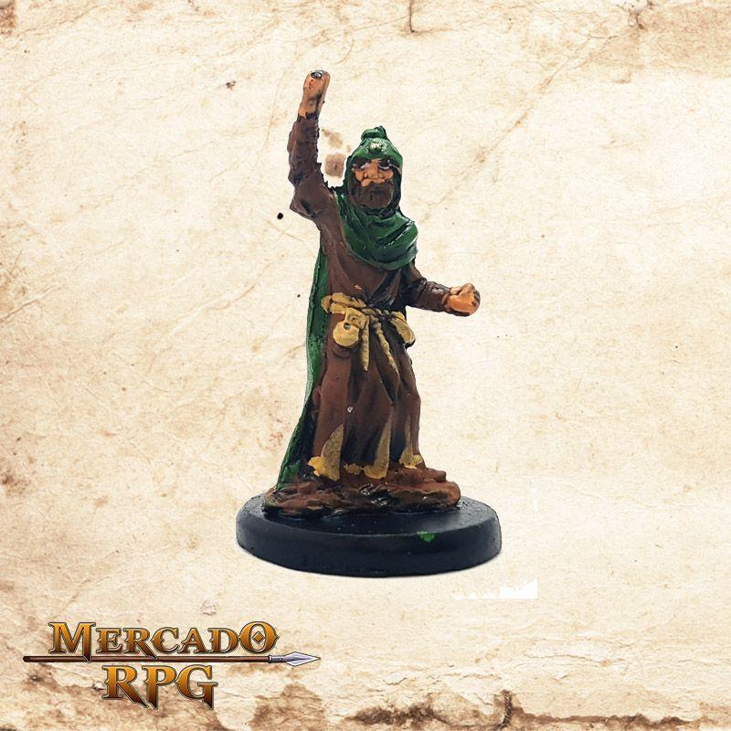 Conjurador Ehihar  - Mercado RPG