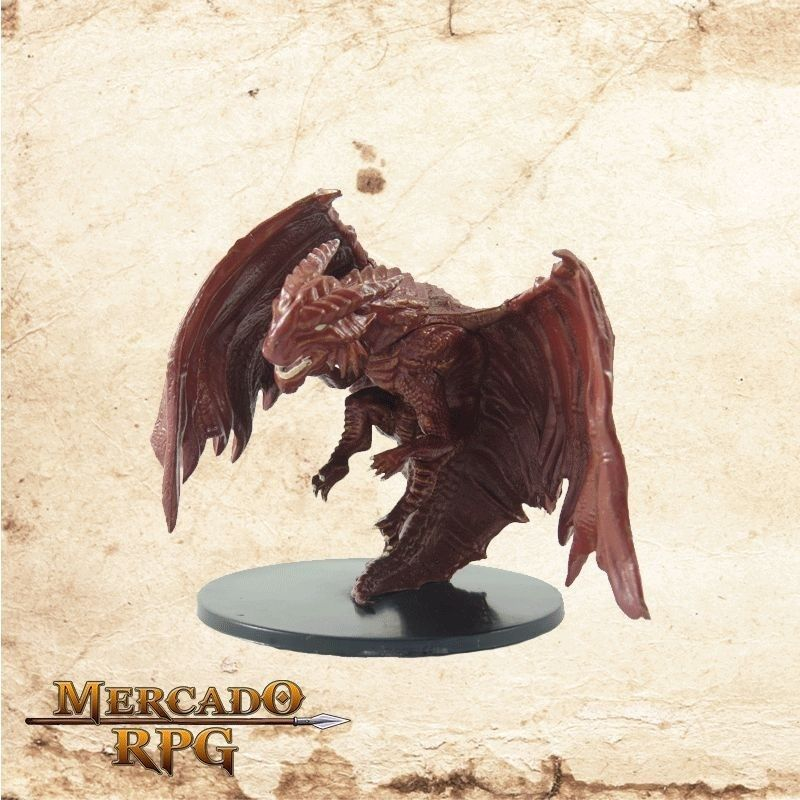 Elder Copper Dragon - Com carta  - Mercado RPG