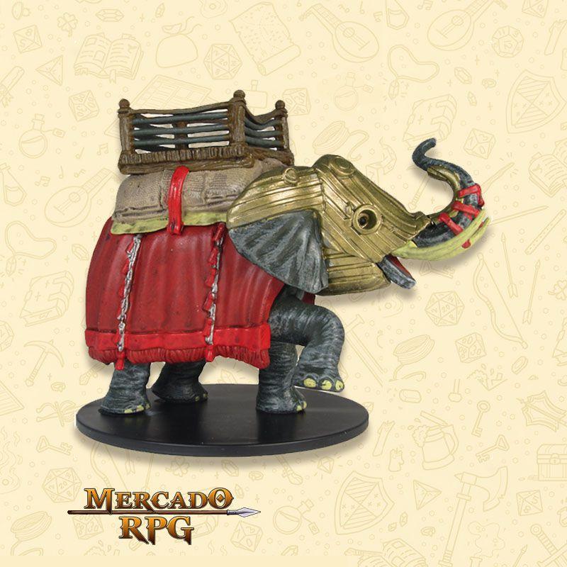 Elephant - Miniatura RPG  - Mercado RPG