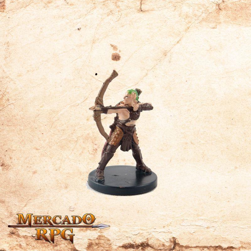 Elf Archer - Possui carta  - Mercado RPG