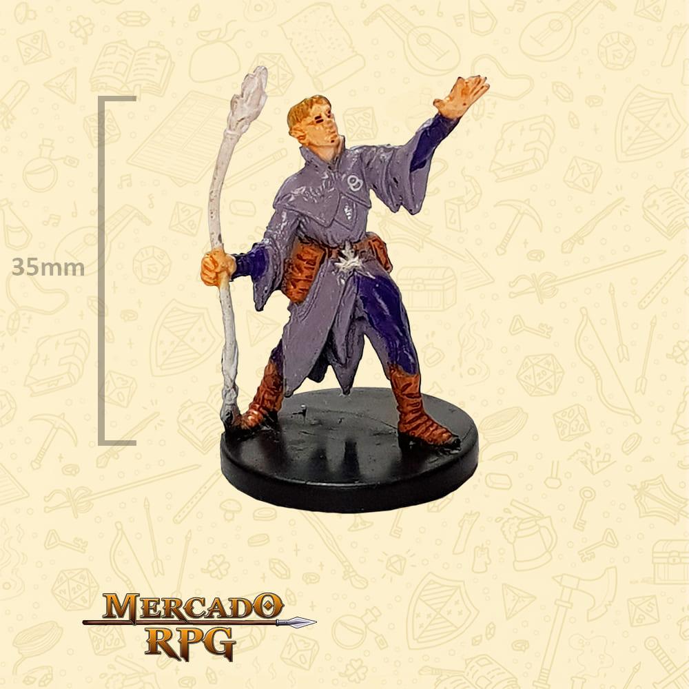 Elf Conjurer - Miniatura D&D - RPG