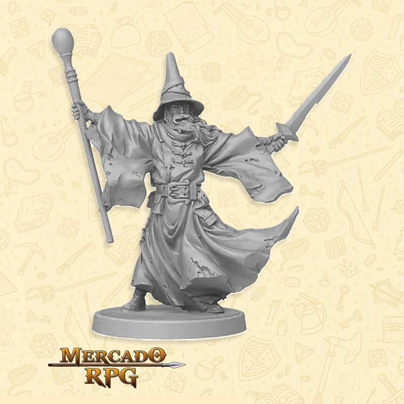 Elias - Miniatura RPG