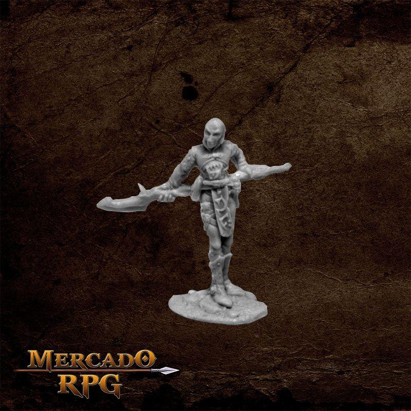 Eredain, Mercenary Wizard  - Mercado RPG