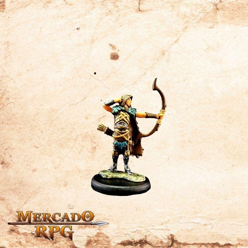 Mithdael Erendil - Miniatura RPG  - Mercado RPG