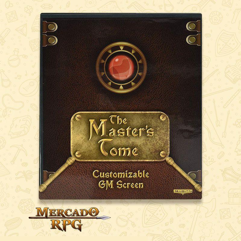 Escudo do mestre Customizável - RPG