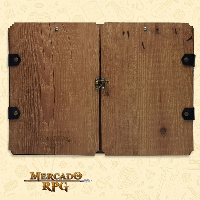 Escudo do Mestre Premium - Old One  - RPG  - Mercado RPG