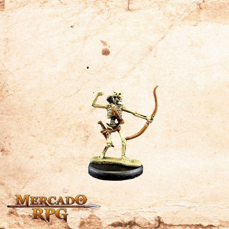 Esqueleto Arqueiro  - Mercado RPG