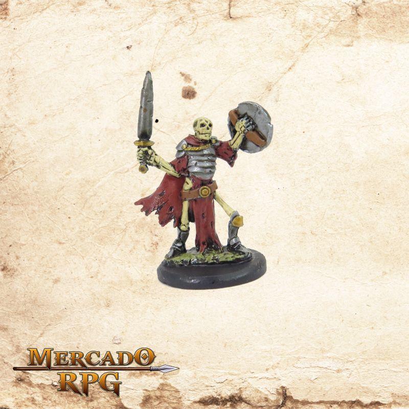 Esqueleto - Líder  - Mercado RPG