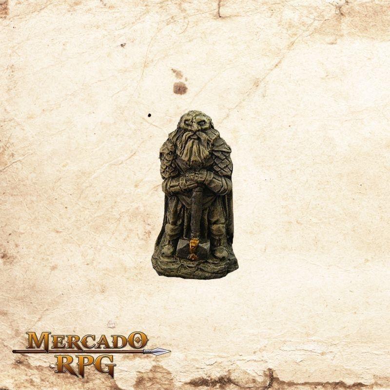 Estátua Anão