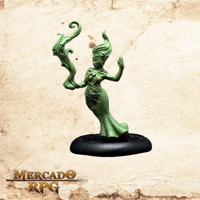 Evorah A Imperatriz (Sem pintura) - Miniatura RPG