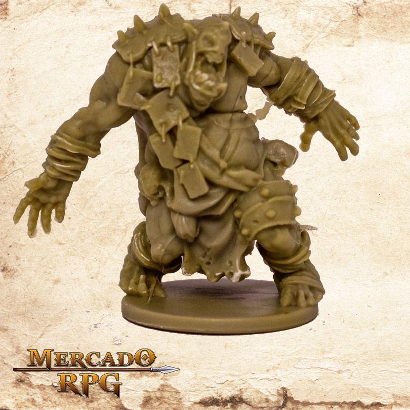 Fatty Orc Zombie B - Miniatura RPG  - Mercado RPG