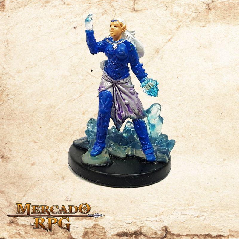 Female Eladrin Sorcerer   - Mercado RPG