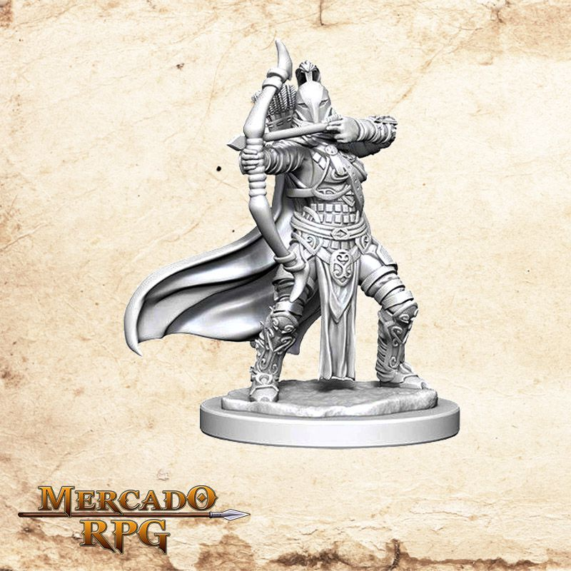 Female Knight - Miniatura RPG