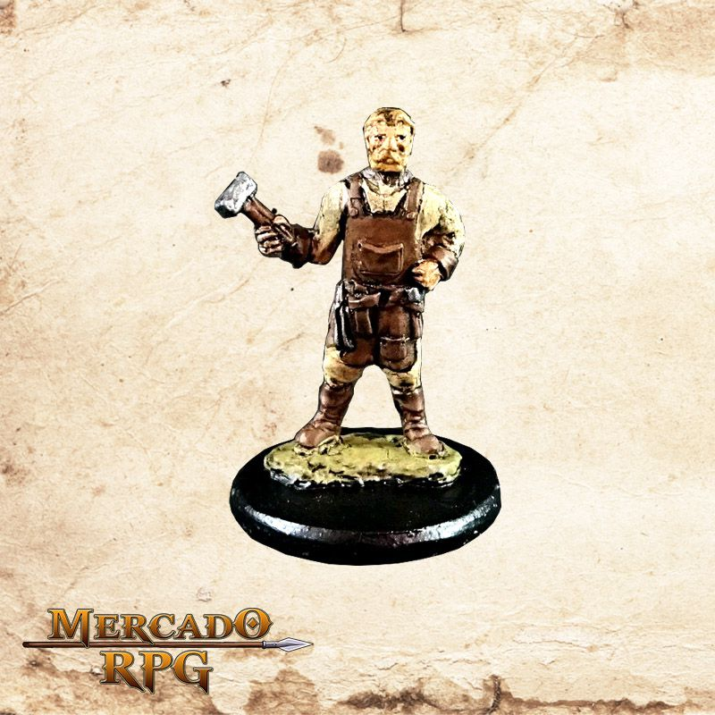 Ferreiro  - Mercado RPG
