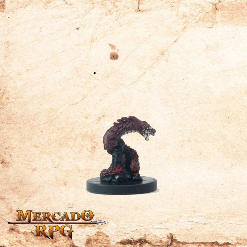 Fiendish Dire Weasel - Sem carta  - Mercado RPG