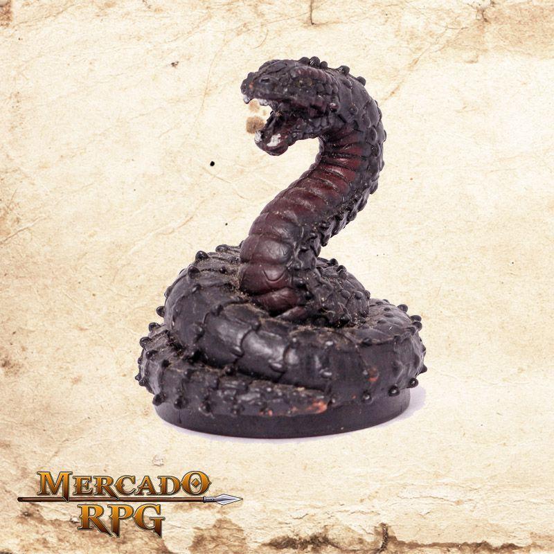 Fiendish Snake