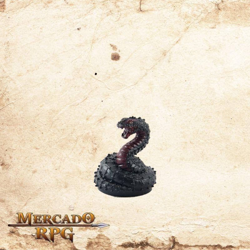 Fiendish Snake - Sem carta  - Mercado RPG