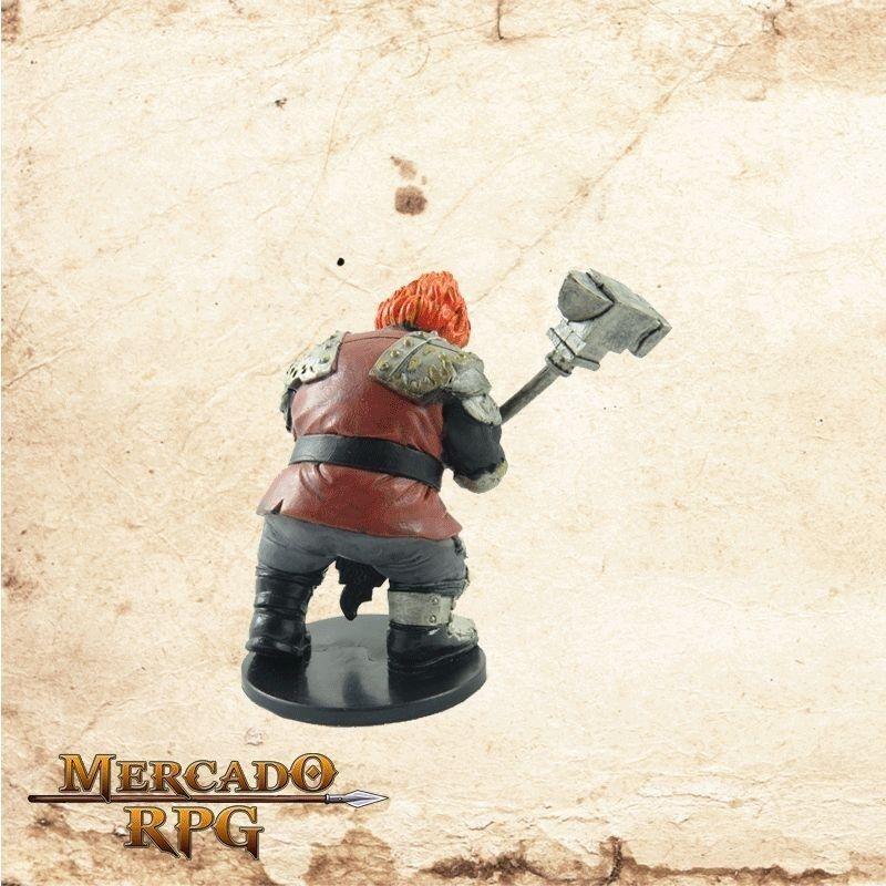 Fire Giant Forgepriest - Com carta  - Mercado RPG