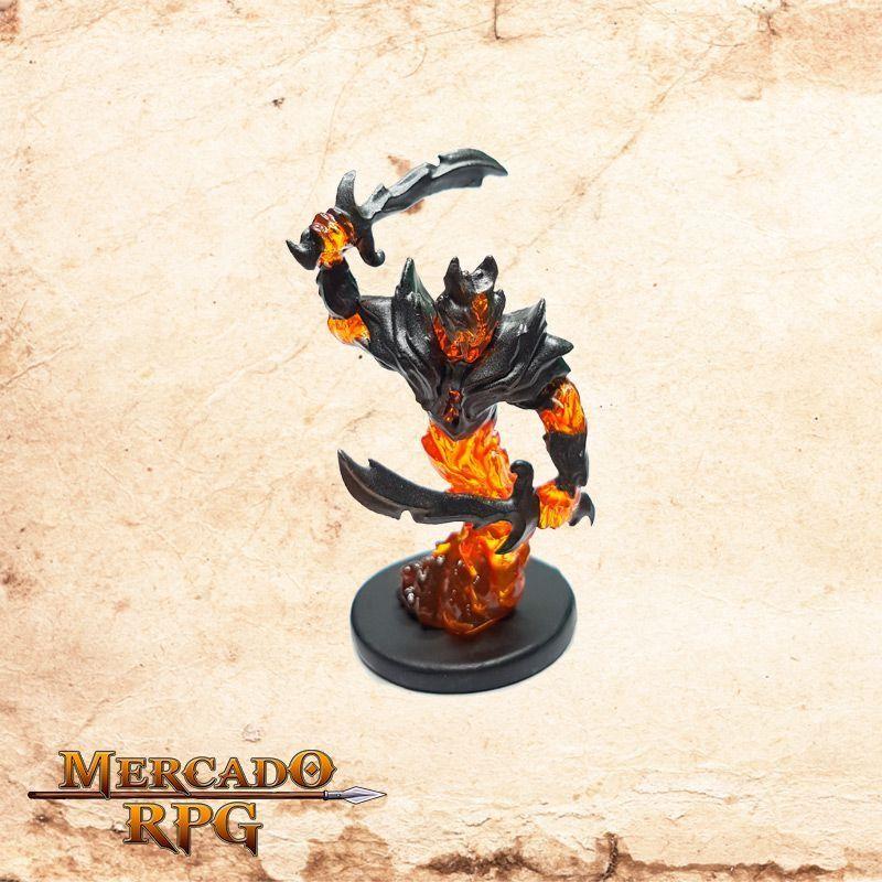Fire Myrmidon  - Mercado RPG