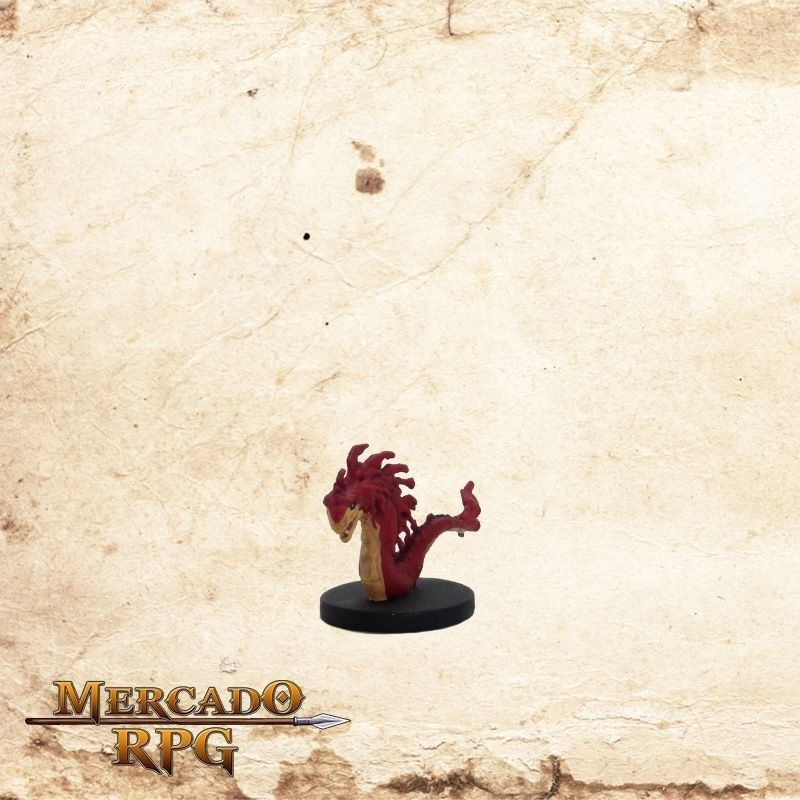 Fire Snake  - Mercado RPG