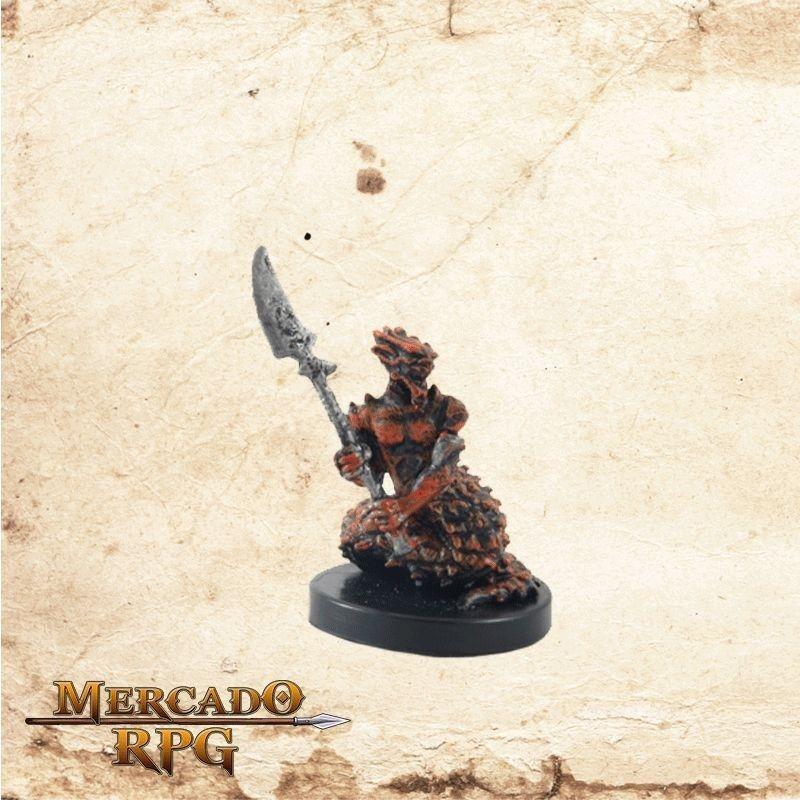 Flamebrother Salamander - Sem carta  - Mercado RPG