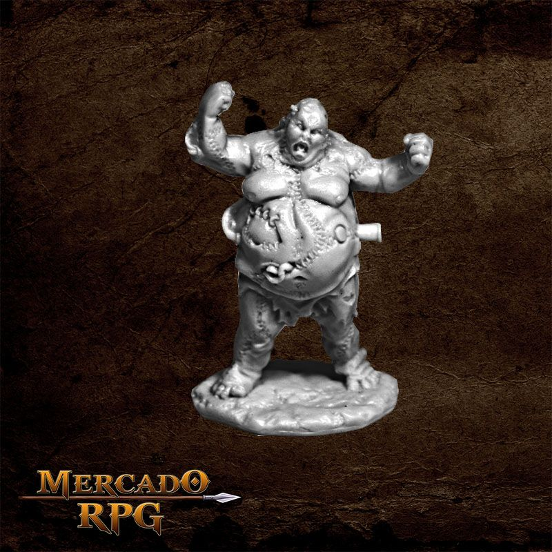 Flesh Golem  - Mercado RPG