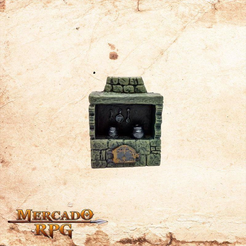 Fogão  - Mercado RPG