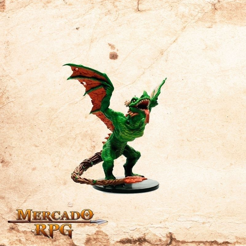 Forest Drake  - Mercado RPG