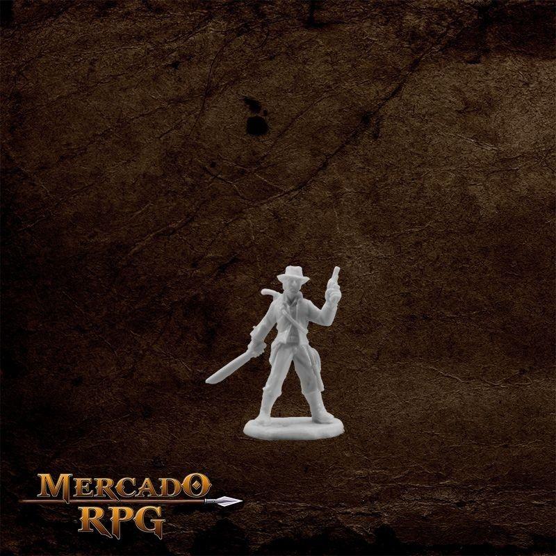 Frank Buck, Adventurer  - Mercado RPG