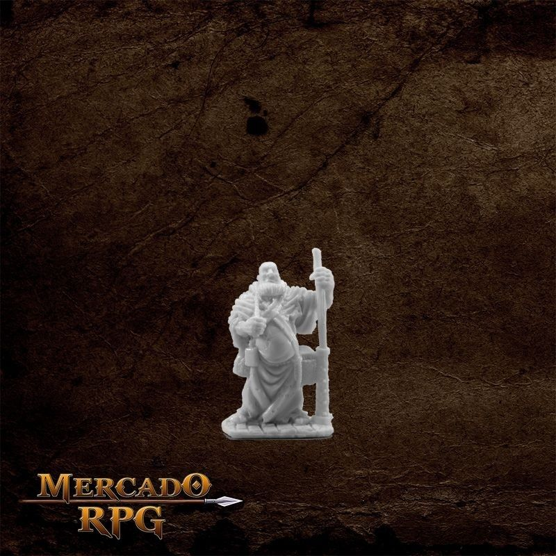 Friar Stone, Traveling Monk  - Mercado RPG