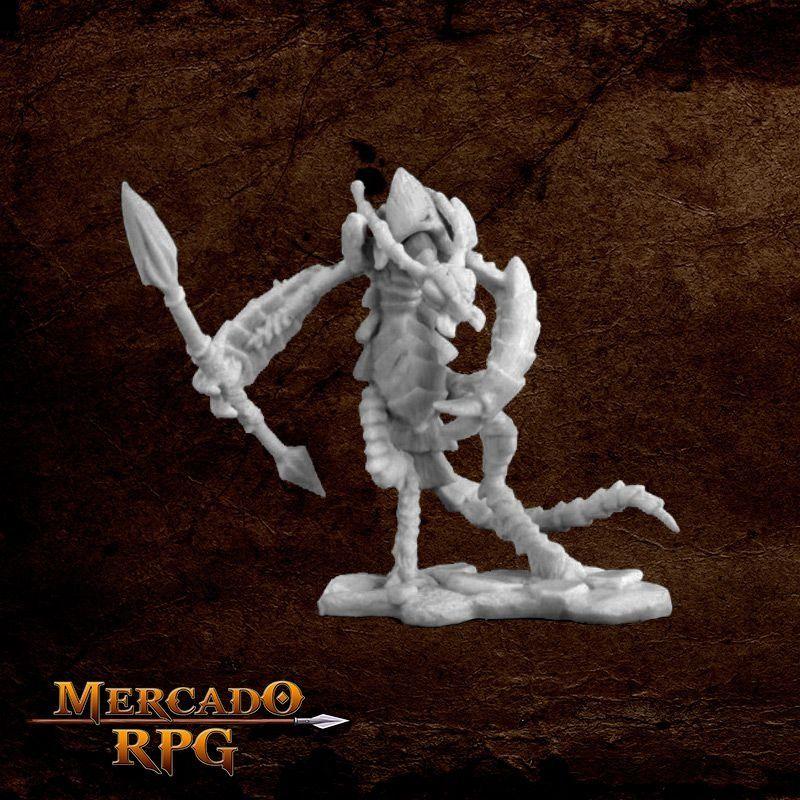 Frost Devil - Miniatura RPG  - Mercado RPG