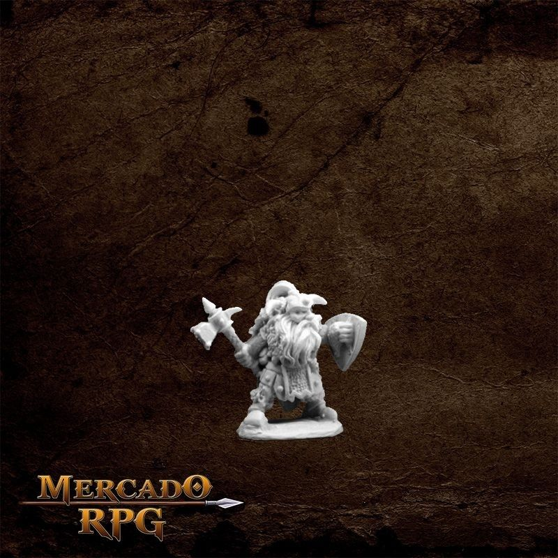 Fulumbar Dwarf Warrior  - Mercado RPG